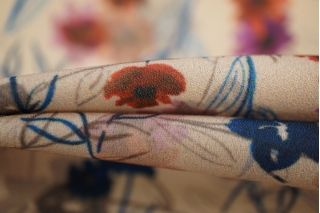 Блузочный креп цветы PRT 085-A2 24031923