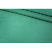 ОТРЕЗ 2,15 М Тонкий лен с хлопком зелено-бирюзовый PRT-Е6 25031901-1