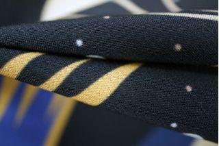 Костюмно-плательная ткань созвездия и киты PRT 036-F4 27031934