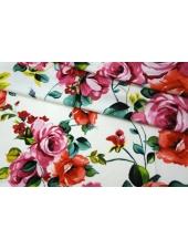 Трикотаж вискозный цветочный Anna Rachele PRT1 28031921