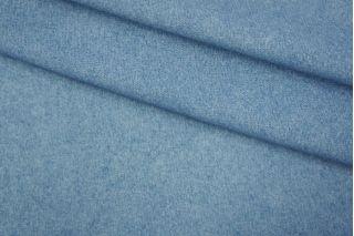 Трикотаж хлопковый голубой PRT-D4 02051907