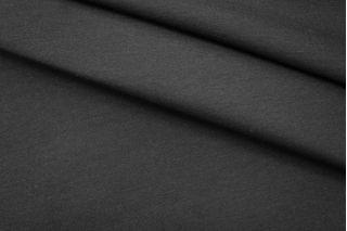 Хлопок на шелке черного цвета PRT-B4 02051925