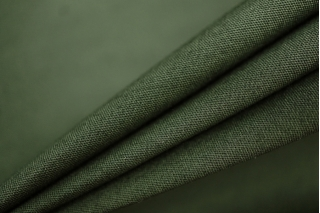 Поплин темно-зеленый PRT-B2 03051909