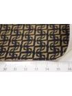 ОТРЕЗ 1.55 М Костюмно-плательная ткань абстракция PRT-F4 09051928-1