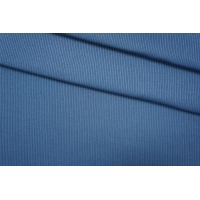 ОТРЕЗ 2,05 М Трикотаж кашкорсе синий PRT-D5 09051929-1