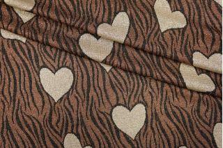 Трикотаж вискозный с люрексом сердца PRT-M4 22031901