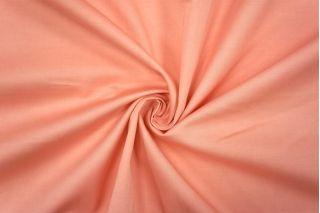 Сатин костюмно-плательный персиковый PRT 093-B5 24031905