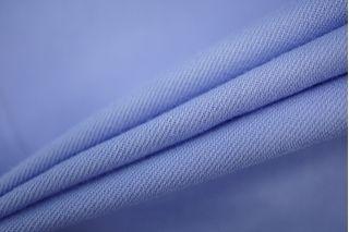 Хлопок костюмно-плательный голубо-сиреневый PRT 093-C7 25031905