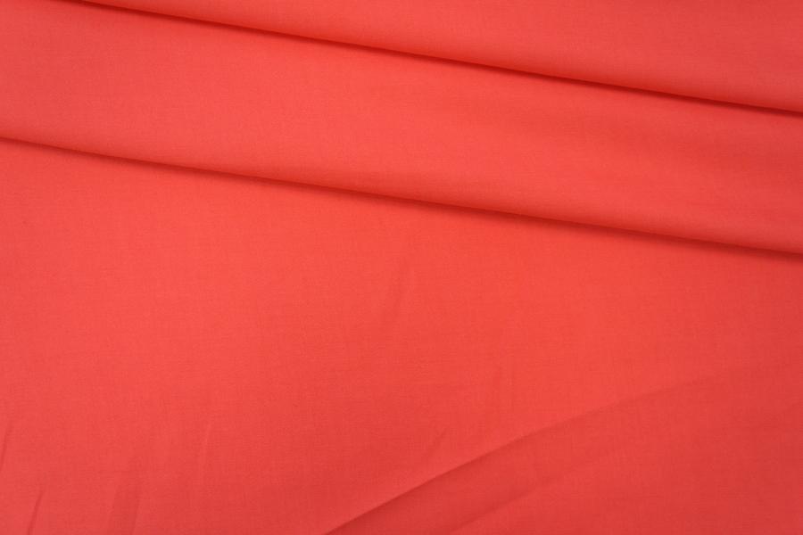 Хлопок костюмно-плательный розовый коралл PRT-В4 25031906