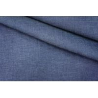 ОТРЕЗ 1,5 М Джинса хлопок со льном синяя PRT-В5 25031919-1
