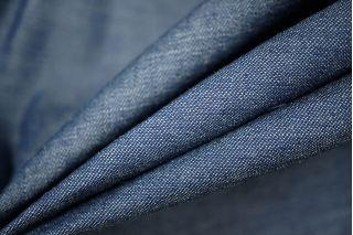 Джинса хлопок со льном синяя PRT 033-G7 25031919