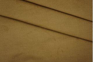 Вельвет бежево-коричневый PRT-E3 02051930