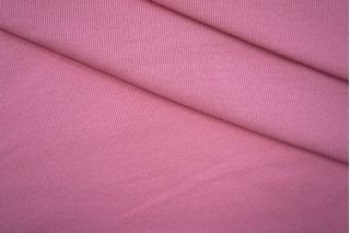 Трикотаж рибана розовый PRT-D4 04051938