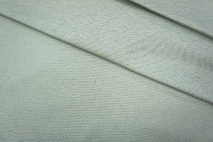 ОТРЕЗ 2.65 М Тонкий трикотаж светло-мятный PRT-H2 04051941-1