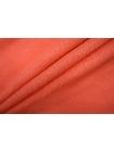 ОТРЕЗ 2 М Тонкий трикотаж насыщенно-коралловый PRT-D6 04051943-1