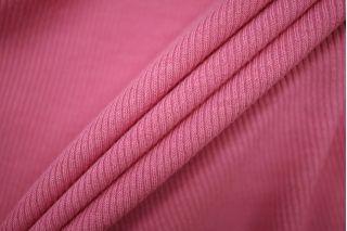 Трикотаж кашкорсе розовый PRT-M4 04051906