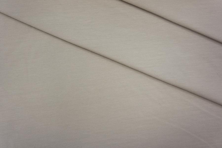 ОТРЕЗ 1.3 М Тонкий трикотаж серый PRT-D6 04051908-1