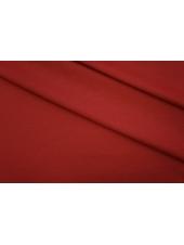 Трикотаж вискозный креповый красный PRT-X6 04051916