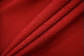 Трикотаж вискозный креповый красный PRT-H2 04051917