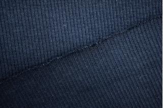 Трикотаж кашкорсе темно-синий чулок PRT-L4 05051915