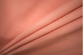 Джерси тонкий вискозный персиковый PRT-D6 05051917