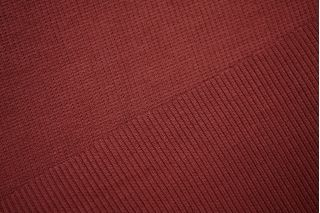 "Трикотаж ""чулок"" бордовый кашкорсе PRT 097-M5 03041905"