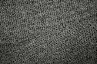 "Трикотаж ""чулок"" серый меланж кашкорсе PRT 03041906"