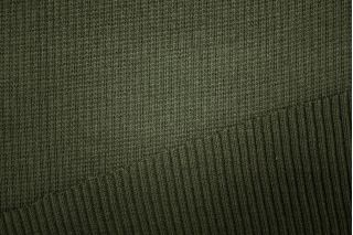 "Трикотаж ""чулок"" зеленый кашкорсе PRT 096 -L6 03041908"