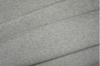 """Трикотаж """"чулок"""" серый рибана PRT-L3 03041911"""