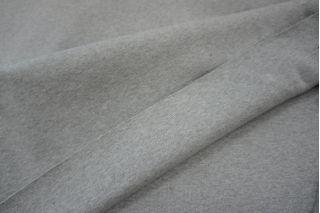 "Трикотаж ""чулок"" серый рибана PRT 03041912"