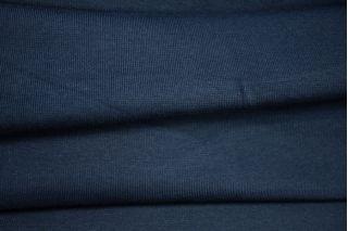 "Трикотаж ""чулок"" темно-синий рибана PRT 099-L4 03041919"