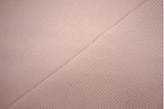 """Трикотаж """"чулок"""" светло-розовый кашкорсе PRT 098-L3 03041920"""