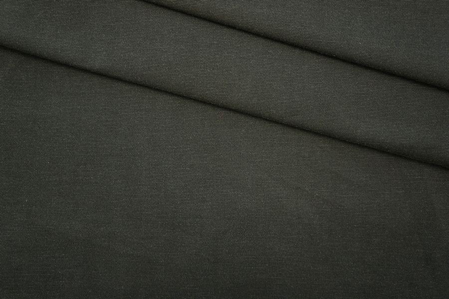 Хлопок коричнево-графитовый canvas PRT-G4 052 20051905