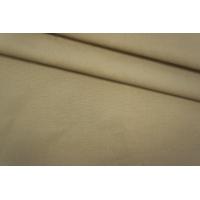 ОТРЕЗ 1,25 М Костюмный лен желтовато-бежевый PRT-Е6  20051906-3