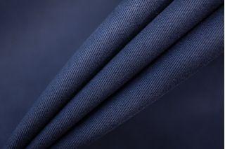ОТРЕЗ 1,55М Хлопок костюмный темно-синий PRT-В3 20051909-1