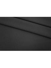 ОТРЕЗ 2М Креп плательный черный PRT-H5 108  20051910-2