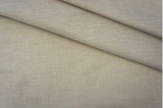 Плательный лен с хлопком бело-бежевый PRT-G5 21051913