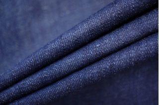 Джинса хлопок со льном темно-синяя PRT-В4 01051923