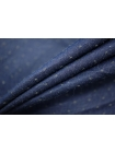 ОТРЕЗ 2.65 М Плательный хлопок под джинсу с мушками PRT-A7 01051924-1