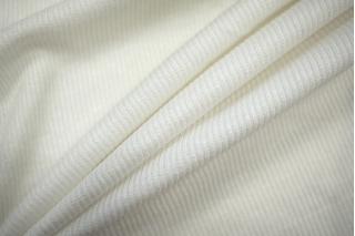 Трикотаж кашкорсе белый PRT-H2 05051934