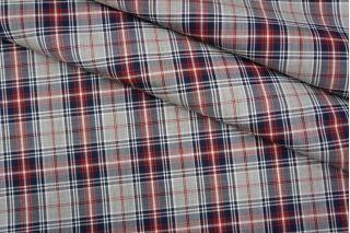 Рубашечный тонкий хлопок в клетку PRT-B3 01051904