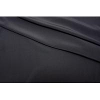 Крепдешин шелковый темно-синий PRT1 21071706