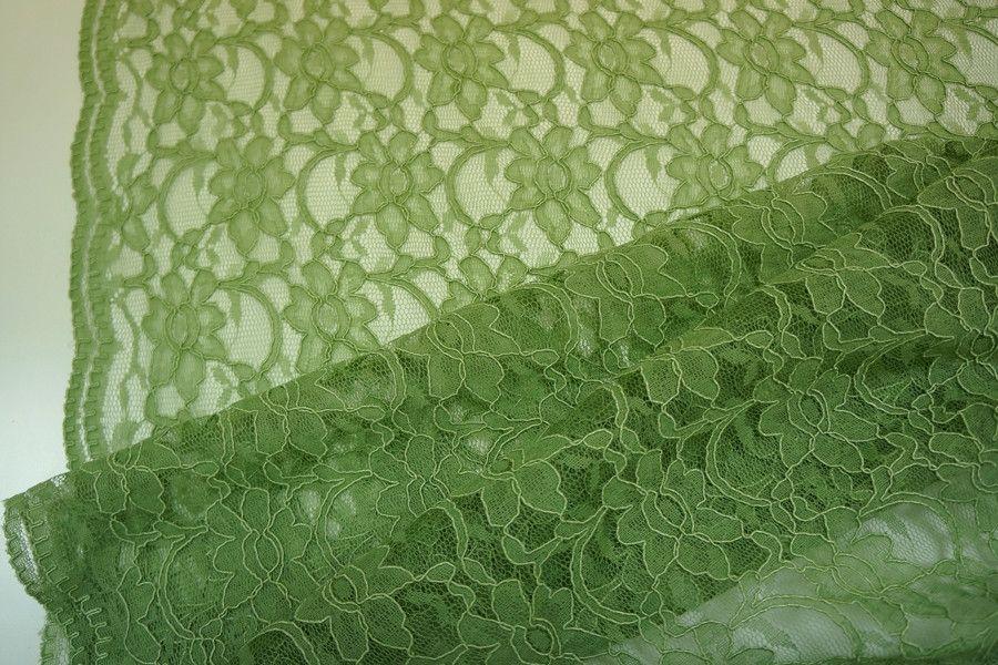 Кружево зеленое PRT2-J3 1031744