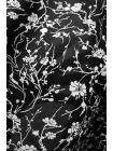 Батист черно-белый MX1-B4 7121502