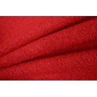 Вареная шерсть насыщенная красная MX1 25101715
