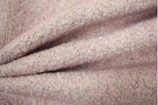 Лоден буклированный пыльная сирень MX1 25101723