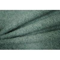 Лоден буклированный серо-зеленый MX1-G6 25101725