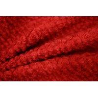 Шерсть букле красная MX1 25101708