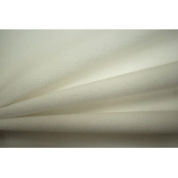 Бархат костюмно-плательный белый PRT 27041722