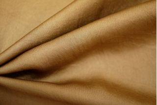 Блузочный атлас золотисто-коричневый PRT 27041709